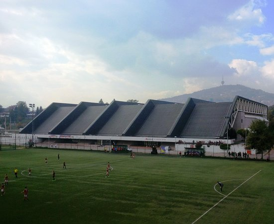 Zetra Olympic Hall, Sarajevo