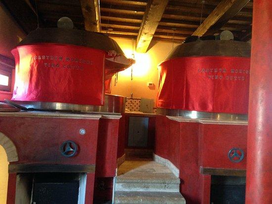 Moresco, Italia: Cantina Castrum Morisci