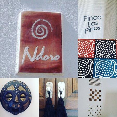 Villanueva del Rosario, España: NDORO collage