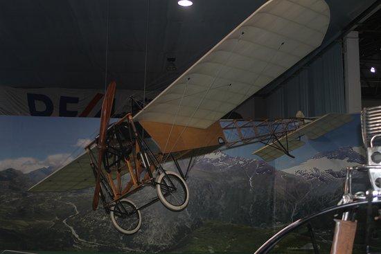 Volandia Parco e Museo del Volo Malpensa: Aereo in legno