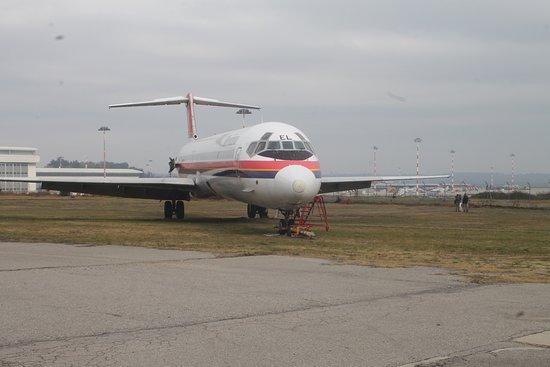 Volandia Parco e Museo del Volo Malpensa: MD80