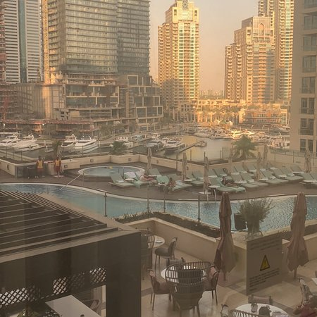Window View - Grosvenor House, a Luxury Collection Hotel, Dubai Photo