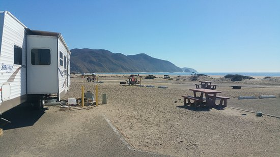 Point Mugu, Kalifornia: Gorgeous view