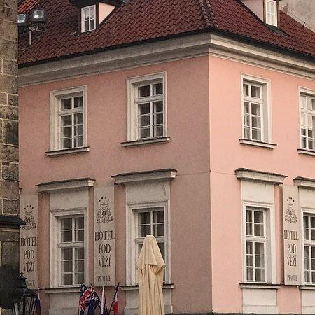 Hotel Pod Věží Fotografie