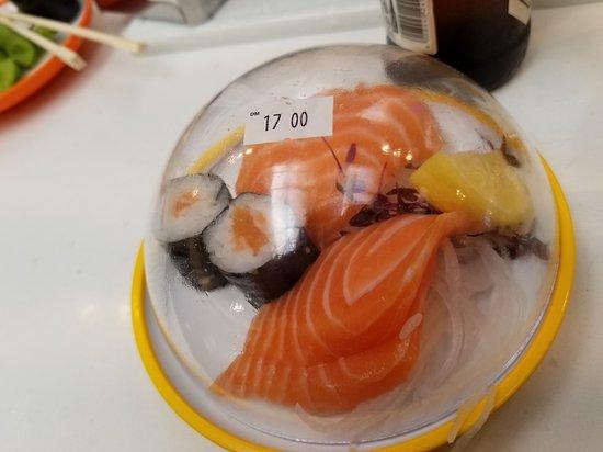 Yo! Sushi - Harvey Nichols: Sushi!