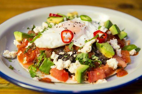 The Street Food Chef: huevos rancheros