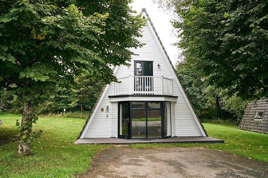 Lanivet, UK: 2 bedroom lodge