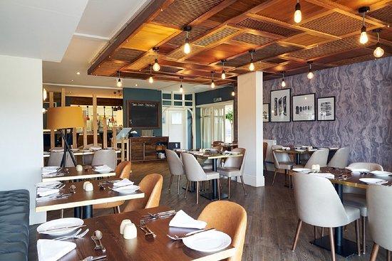 Lanivet, UK: Three Lakes Restaurant
