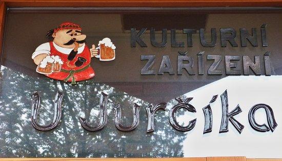 Cesky Tesin, สาธารณรัฐเช็ก: Označení restaurace