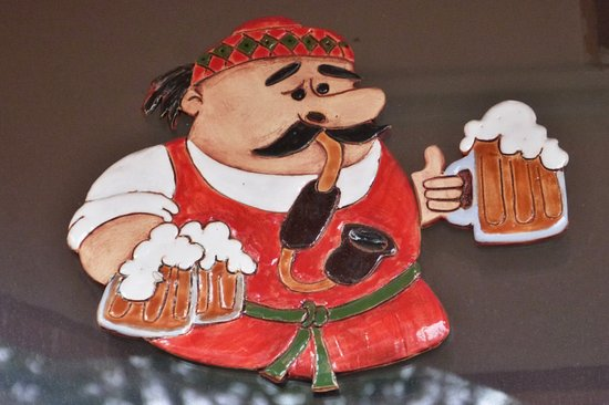 Cesky Tesin, สาธารณรัฐเช็ก: Historecké foto starého p. Jurčíka jako hospodského.
