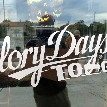 Glory Days Grill