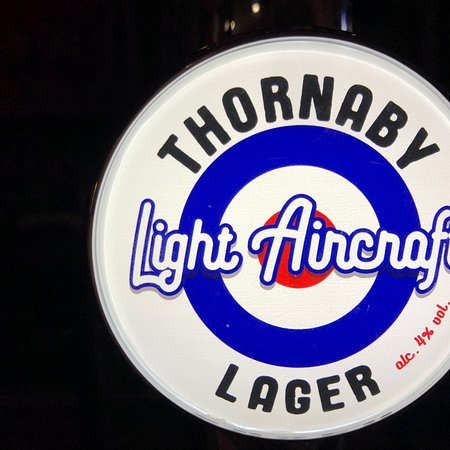 Local ale.