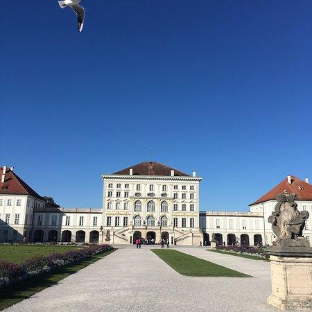 Nymphenburg Schloß