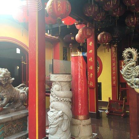 Kim Hin Kiong's Pagoda