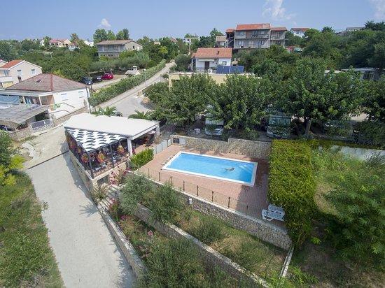 Razanac, Kroatien: Camping Odmoree Pool