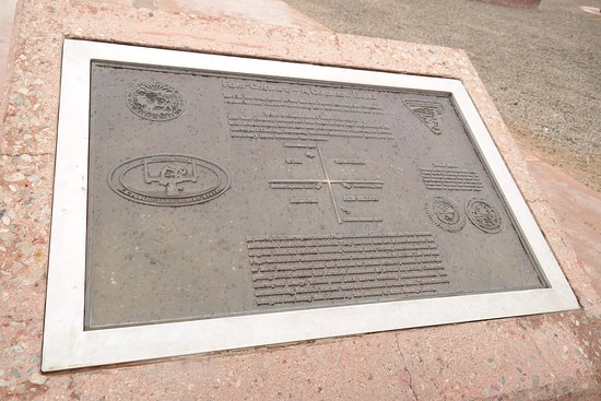 Four Corners Monument: 4 CRNRS