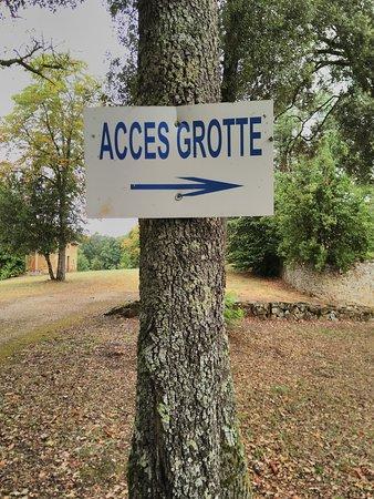 Payrignac, France: panneau