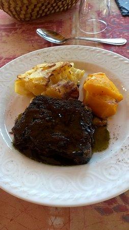 Correze, Francia: Beef Cheek