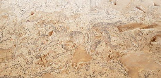 Zippori, Israël : mosaic