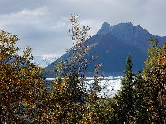 Kennicott, Аляска: traumhafte Bergwelt