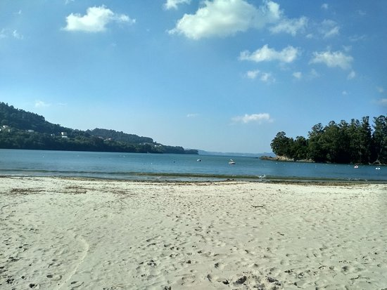 Playa de la Magdalena, Cabanas