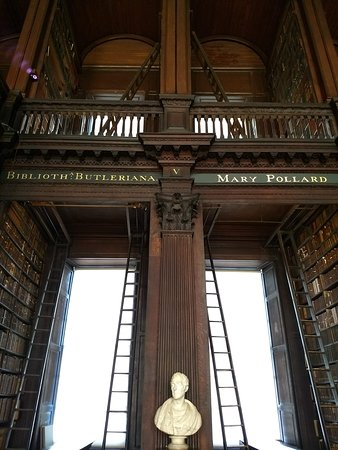 The Book of Kells and the Old Library Exhibition: ... more book outlets.