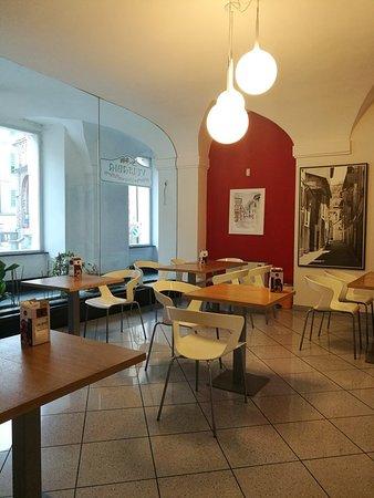 Voltaggio, Italie : Gelateria caffetteria Vultabia