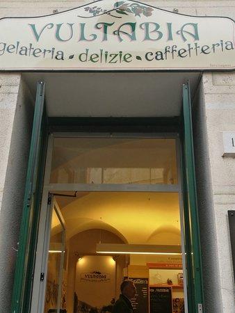Voltaggio, إيطاليا: Gelateria caffetteria Vultabia