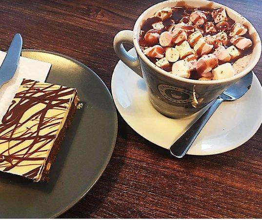 Cafe Harris: Homemade treats