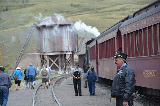 Cumbres & Toltec Scenic Railroad: Osier
