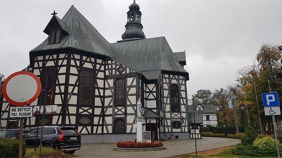 Milicz, Πολωνία: Październik 2018 r. zakończono remont dachu.
