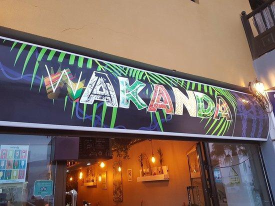 imagen Wakanda en Candelaria