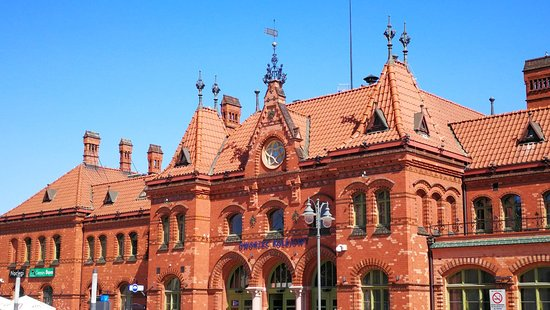Malbork Train Station