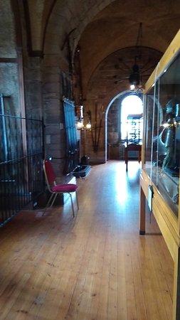 Bamburgh Castle Armoury
