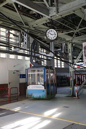 Horben, Alemania: Schauinslandbahn - 1