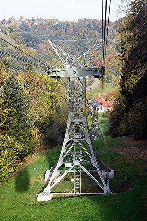 Horben, Alemania: Schauinslandbahn - 2