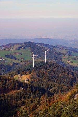 Horben, Alemania: Schauinslandbahn - 5
