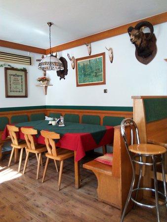 Frohnleiten, النمسا: schön sitzen