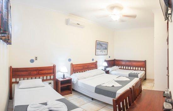 Hotel El Almirante: Habitación Triple
