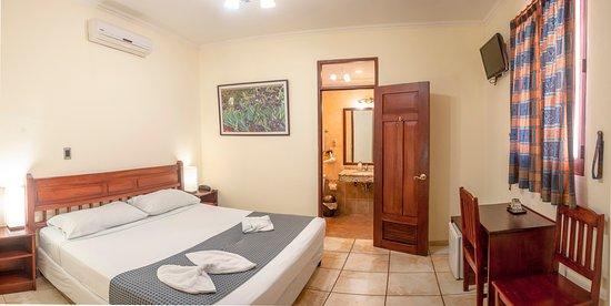 Hotel El Almirante: Habitación Doble con una cama King Size