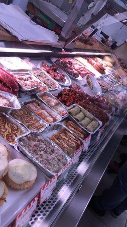 Cena perfetta! Carne fresca e cucinata perfettamente