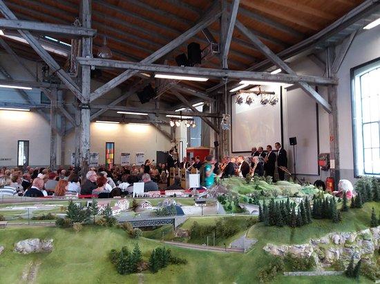 Freilassing, Германия: Frühschoppen mit dem Salzburg Swing Orchestra