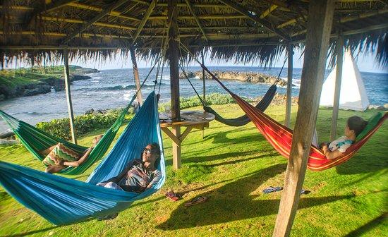 Long Bay, Jamaïque : Just relax, hammocks