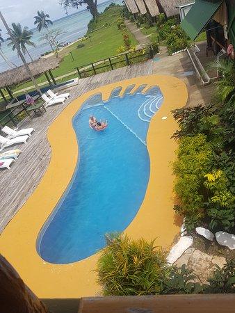 Coral Coast, Fiji: Foot Pool XD