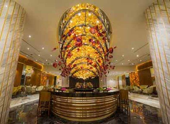 The Grand At Moon Palace: The Grand Lobby Bar
