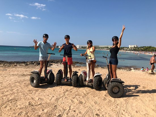 ‪Segway Adventure‬