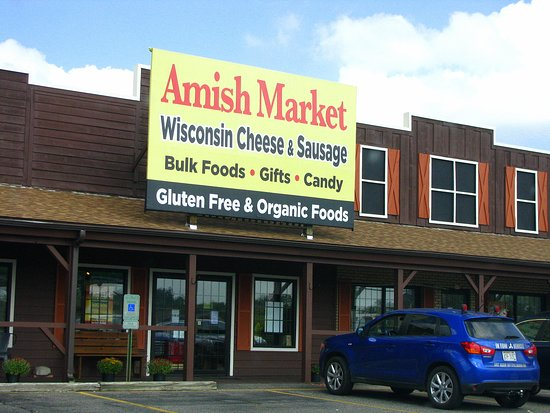 Amish House Market