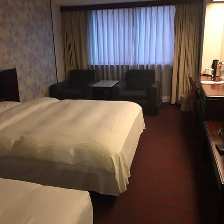 Leofoo Hotel Taipei: 古典飯店