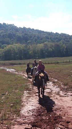 Kentucky Action Park: Jesse James Stables