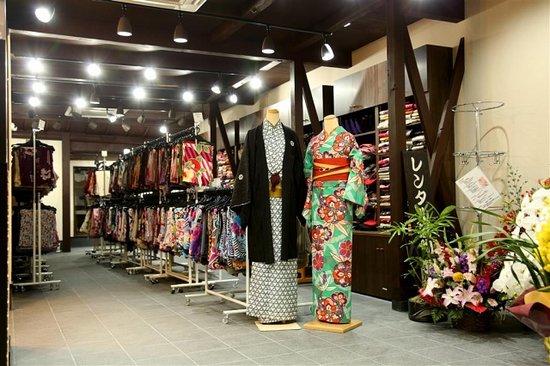 Rental Kimono OKAMOTO Main Shop